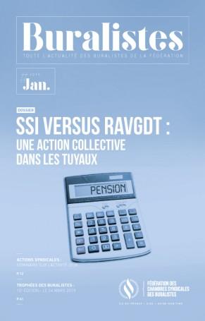 Buralistes Mag N°1366 - Janvier 2019