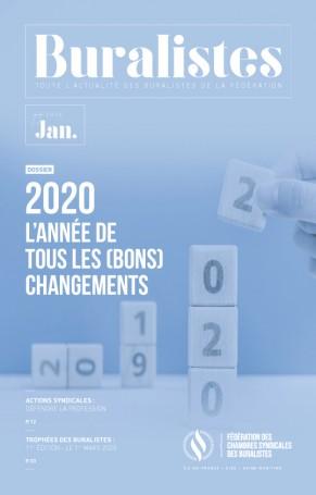 Buralistes Mag N°1377 - Janvier 2020