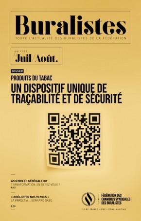 Buralistes Mag N°1372 - Juillet-Août 2019