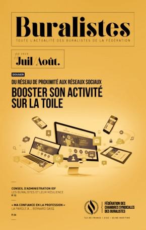 Buralistes Mag N°1383 - Juillet-Août 2020