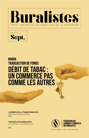 Buralistes Mag N°1362 - Septembre 2018